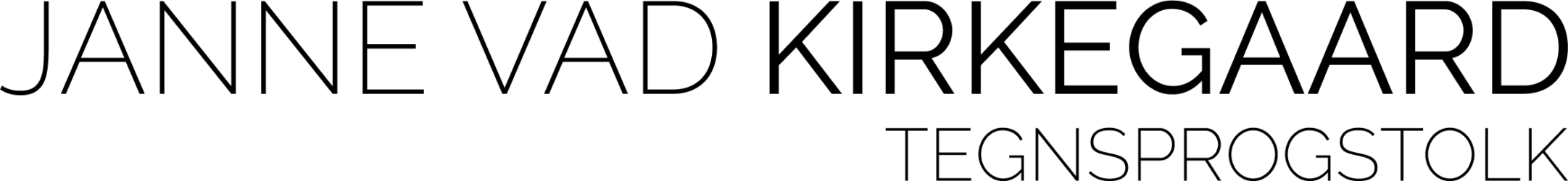 Tegnsprogstolk